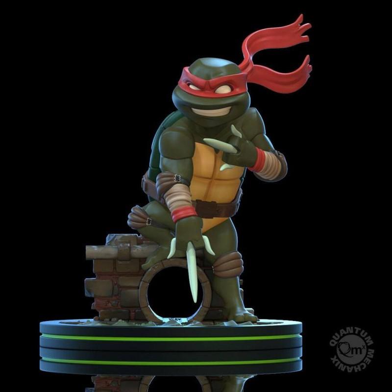 Figurine Q-Fig Raphael - Tortues Ninja