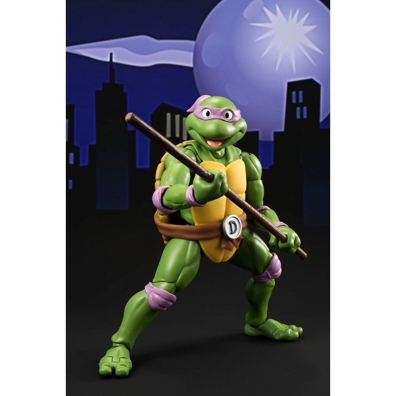 Figurine S.H. Figuarts Donatello - Tortues Ninja