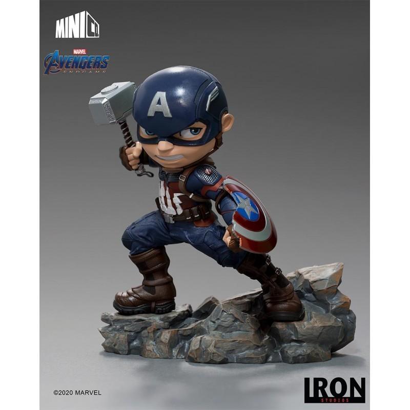 Figurine Minico Captain America - Avengers Endgame