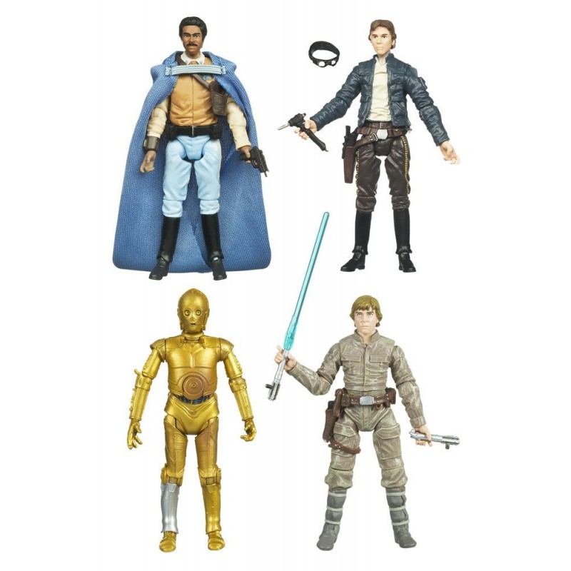 Pack figurines articulées Star Wars Vintage Collection 2020 Wave 2