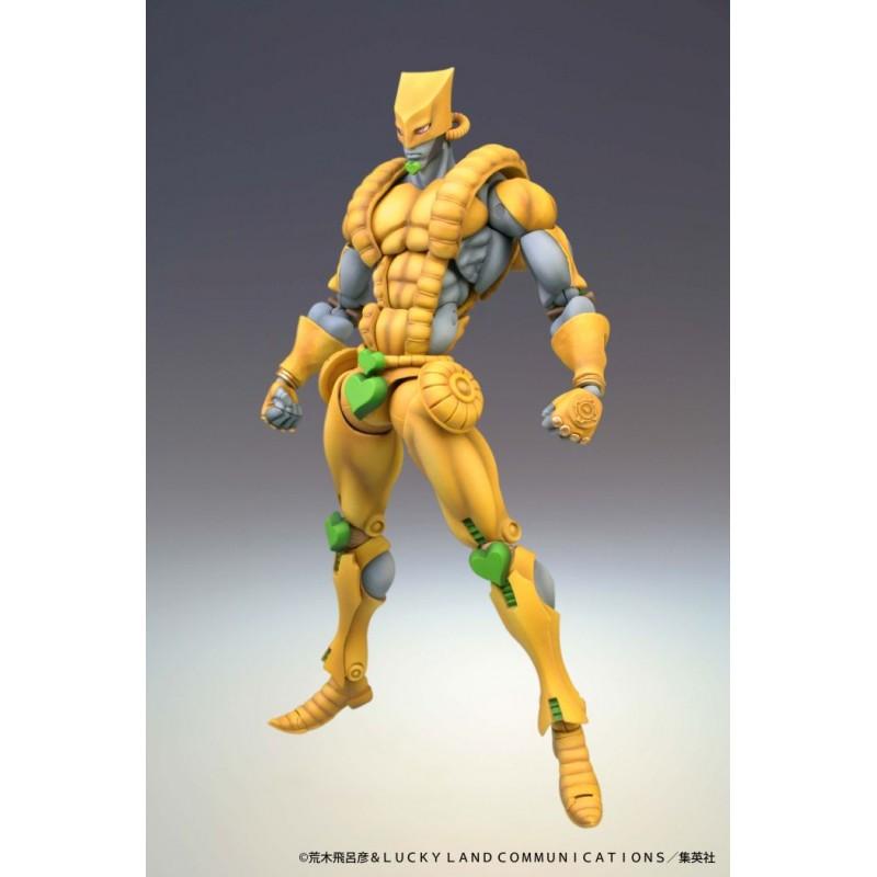 Figurine The World - Super Action Chozokado - Jojo's Bizarre Adventure Part.3