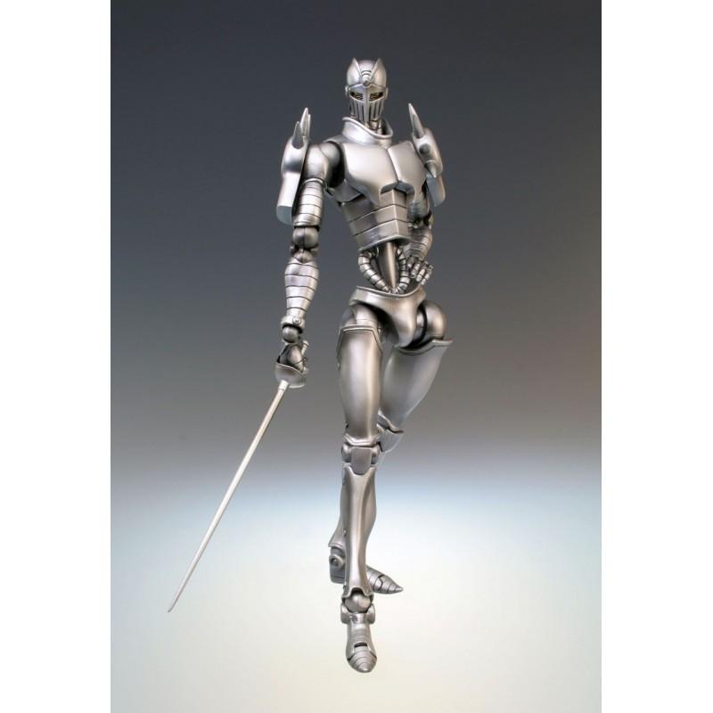 Figurine Silver Chariot - Super Action Chozokado - Jojo's Bizarre Adventure Part.3