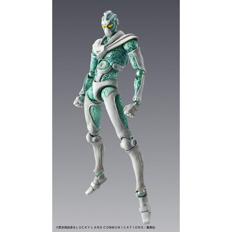 Figurine Hierophant Green - Super Action Chozokado - Jojo's Bizarre Adventure Part.3
