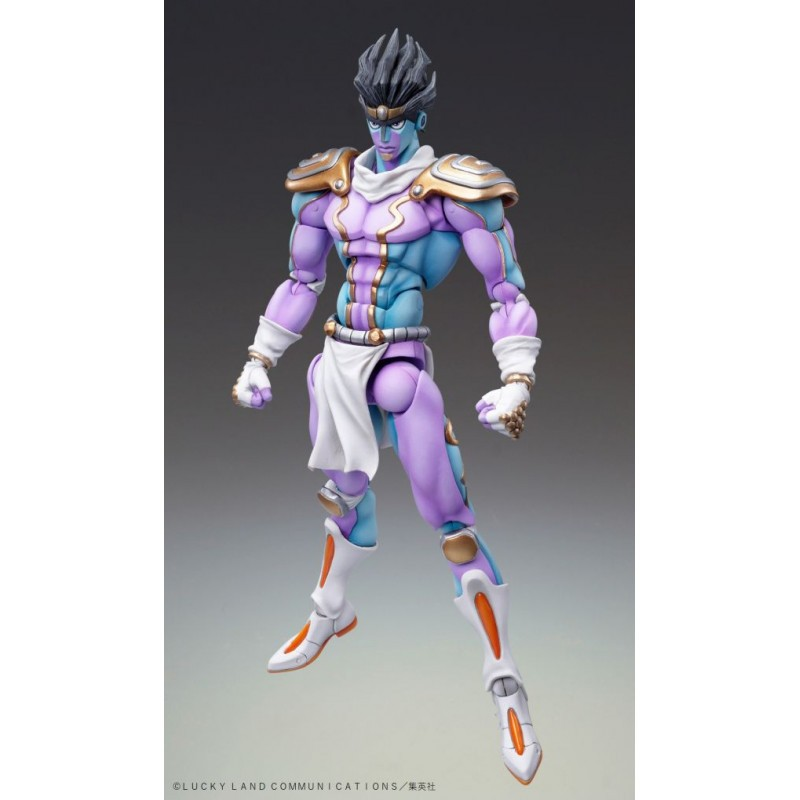 Figurine Star Platinum - Super Action Chozokado - Jojo's Bizarre Adventure Part.4