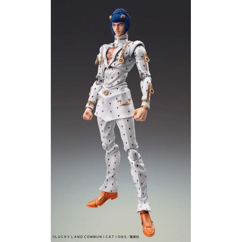 Figurine Bruno Bucciarati - Super Action Chozokado - Jojo's Bizarre Adventure Part.5