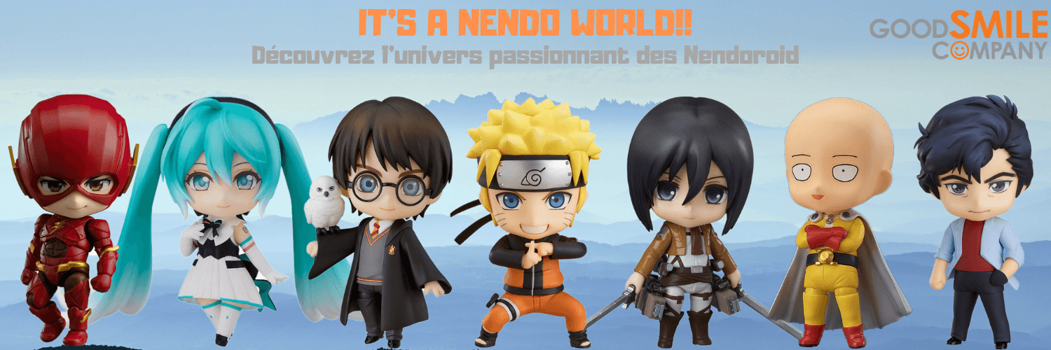 Figurines Nendoroid